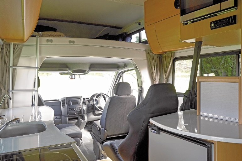 Britz Motorhome | From $1/Day: Britz/Maui/Apollo/Kea etc | CamperHire.com.au