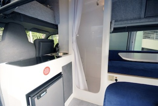 2 Berth With Toilet Amp Shower